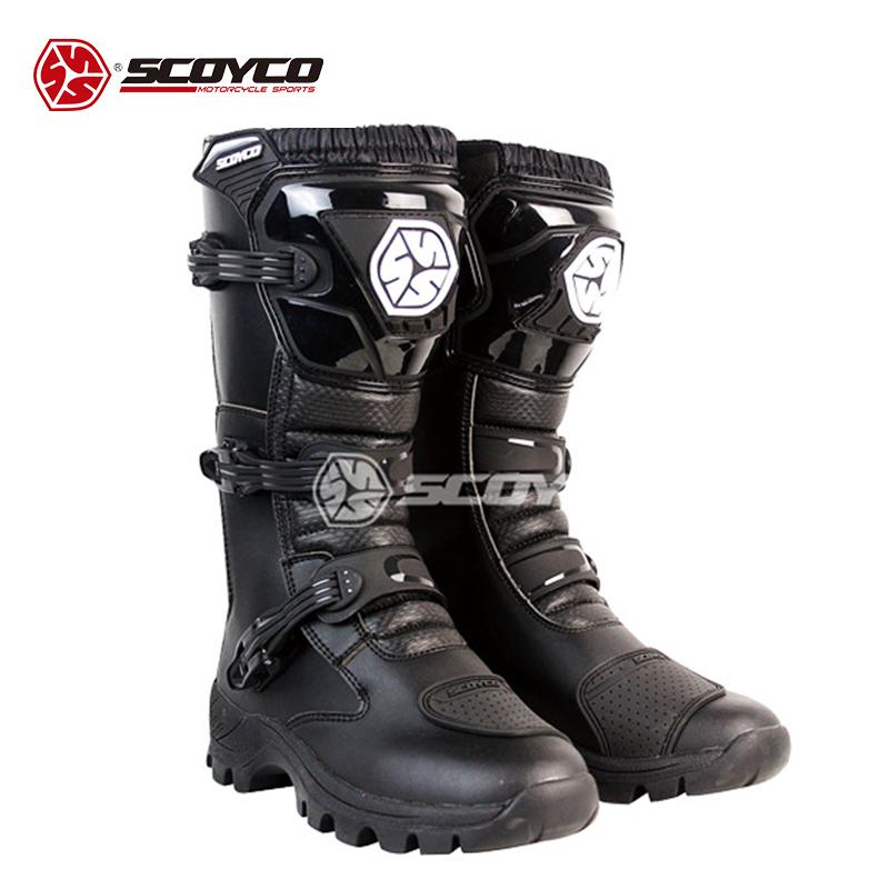 SCOYCO オフロードトレッキングブーツ MBT012