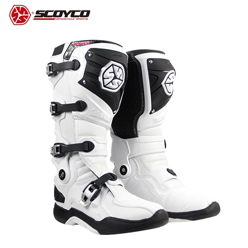 SCOYCO MXブーツ MBM002-B