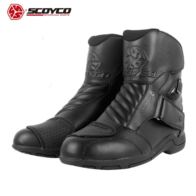 SCOYCO ショートオールウェザーブーツ MBT011W