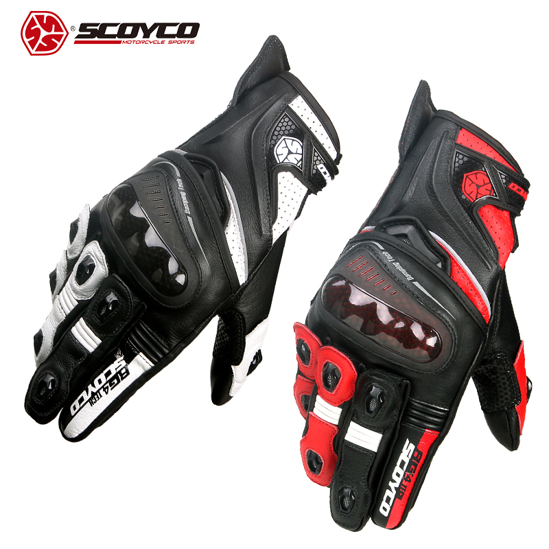 SCOYCO ショートレーシンググローブ RG4