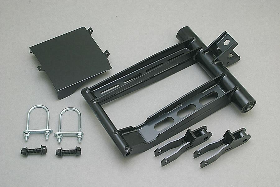 ADIO ロングホイールベースキット(160mmロング)/PCX HYBRID[JF84] BK31109