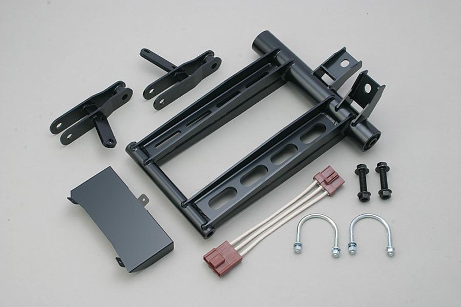 ADIO ロングホイールベースキット(160mmロング)/PCX150[KF18](14-) BK31107