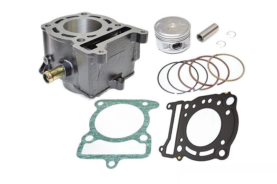 KN企画 マジェスティ125 ボアアップキット 160cc(61mm) ボアアップキット 125-0022