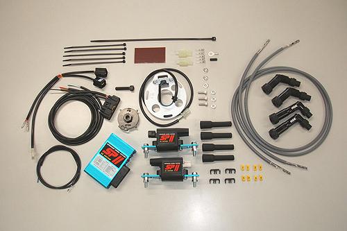 ASウオタニ Z400FX・Z550FXZ400GP・GPZ400 SP2フルパワーキット(コードセット付) 0331P