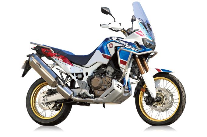 ずっと気になってた r's gear (17年-) CRF1000L Africa Twin [2BL-SD04] Twin (17年-) Africa リアルスペック シングル チタンポリッシュ RH37-01RT:バイクパーツ MotoJam 店, ゴールドエコ:e7b3b73a --- boilers-uu.ru