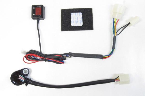 PROTEC スーパーカブ110・110プロ[JA07]専用 シフトポジションインジケーター(シフトセンサー感応式) SPI-110SC