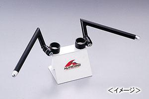 HURRICANE セパレートハンドル(ブラック)/CBX750F・CBX750Fボルドール HS3902B-01