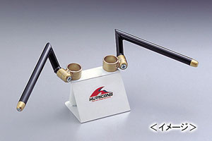 HURRICANE セパレートハンドル(ゴールド)/GR400ガンマ・GR500ガンマ HS3802G-01