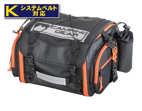 タナックス TANAX MFK-251 アクティブオレンジ 海外 MOTOFIZZ ミニフィールドシートバッグ 新作 19~27L