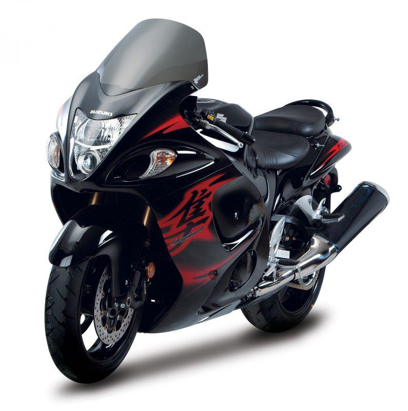 ZERO GRAVITY(ゼログラビティ) ウインドシールド 風防 スクリーン スポーツツーリング スモーク GSX1300R 08-19 品番:2313402