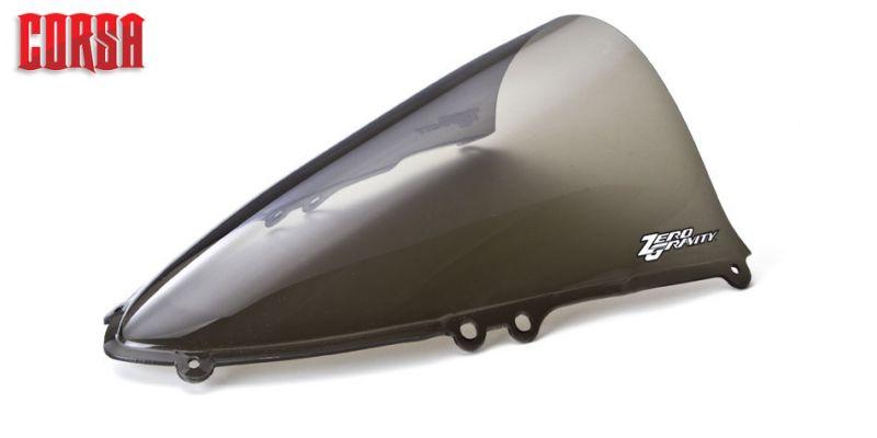 ZERO GRAVITY(ゼログラビティ) ウインドシールド 風防 スクリーン コルサ スモーク DUCATI 899 PANIGALE 14-16/1199 PANIGALE 12-14 品番:24738M02