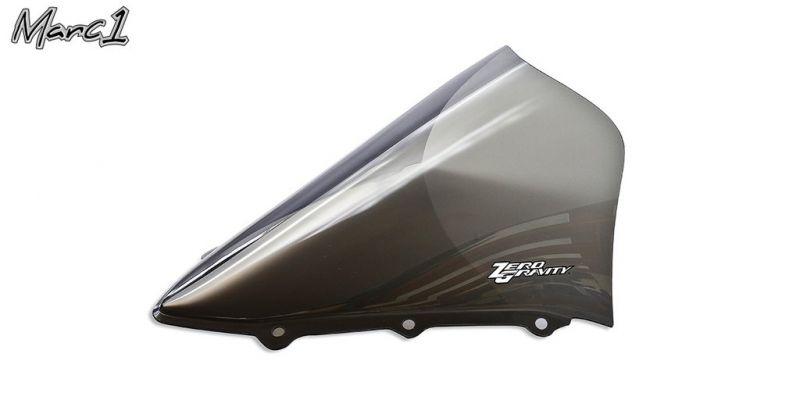 ZERO GRAVITY(ゼログラビティ) ウインドシールド 風防 スクリーン MARC1 スモーク NINJA H2 SX/SE 18-19 品番:2525602