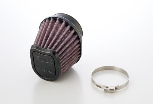 DNA エアフィルター カスタムフィルター φ50 [4個入] (ラバートップ) ZEPHYR1100 【TMR 取り付けφ50用】 品番:OVI-5004