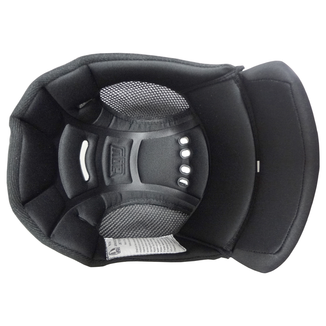 AGV(エージーブイ) ヘルメットパーツ 内装 K1用 TOP PAD K1 ASIA FIT (トップパッド) Sサイズ KIT0282000101