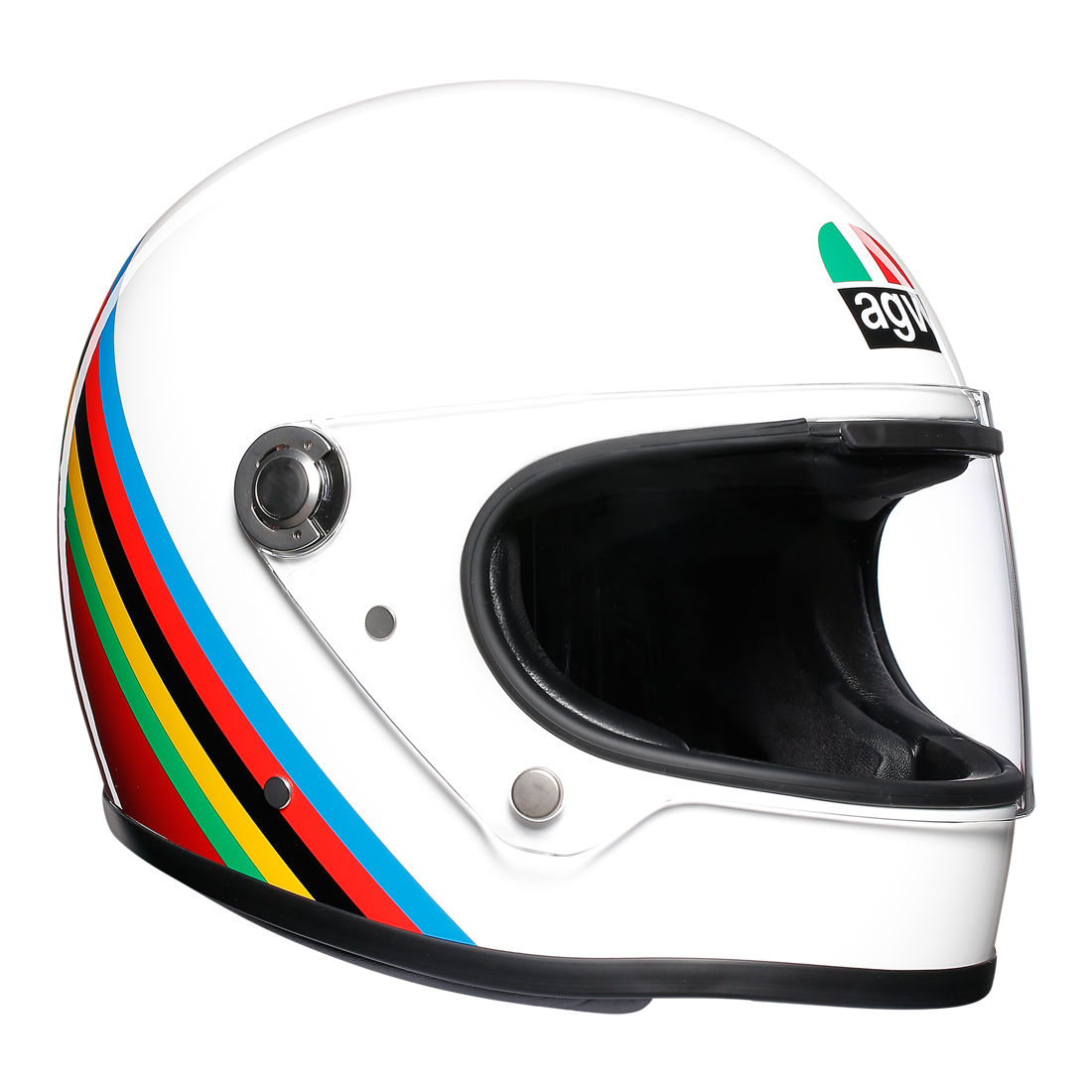 AGV(エージーブイ) バイク用ヘルメット フルフェイス LEGENDS X3000 / GLORIA (グロリア) Mサイズ (57-58cm) 001192I0001-M