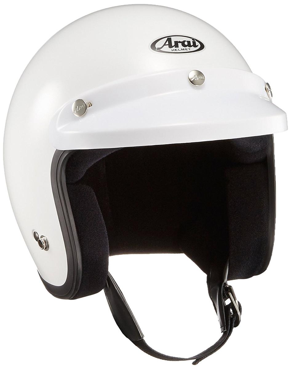 ARAI アライ ジェットヘルメット S-70 (エス 70) ホワイト Lサイズ 59-60cm