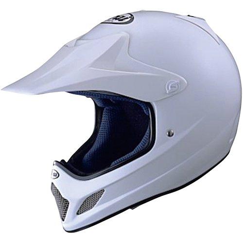 ARAI アライ オフロードヘルメット V-CROSS 2 (Vクロス 2) JRホワイト XXSサイズ 51-53cm