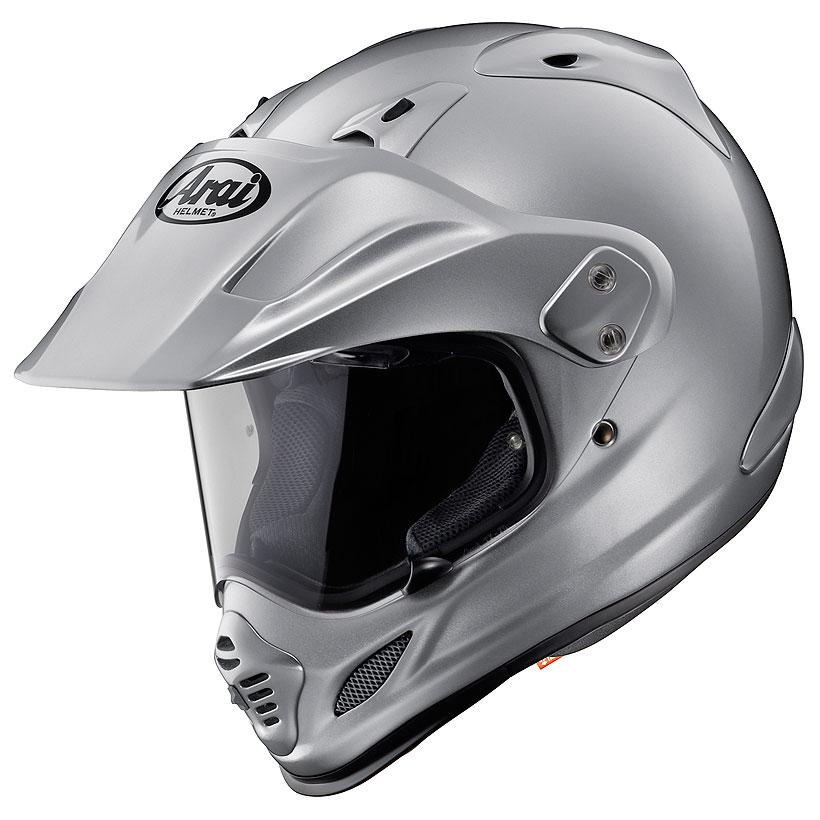 ARAI アライ オフロードヘルメット TOUR-CROSS 3 (ツアー クロス 3) アルミナシルバー Lサイズ 59-60cm