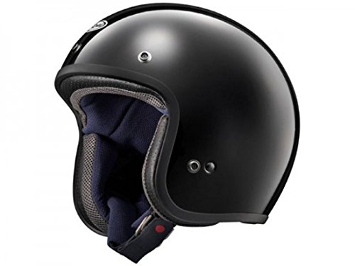 ARAI ジェットヘルメット CLASSIC MOD グラスブラック Lサイズ 59-60cm