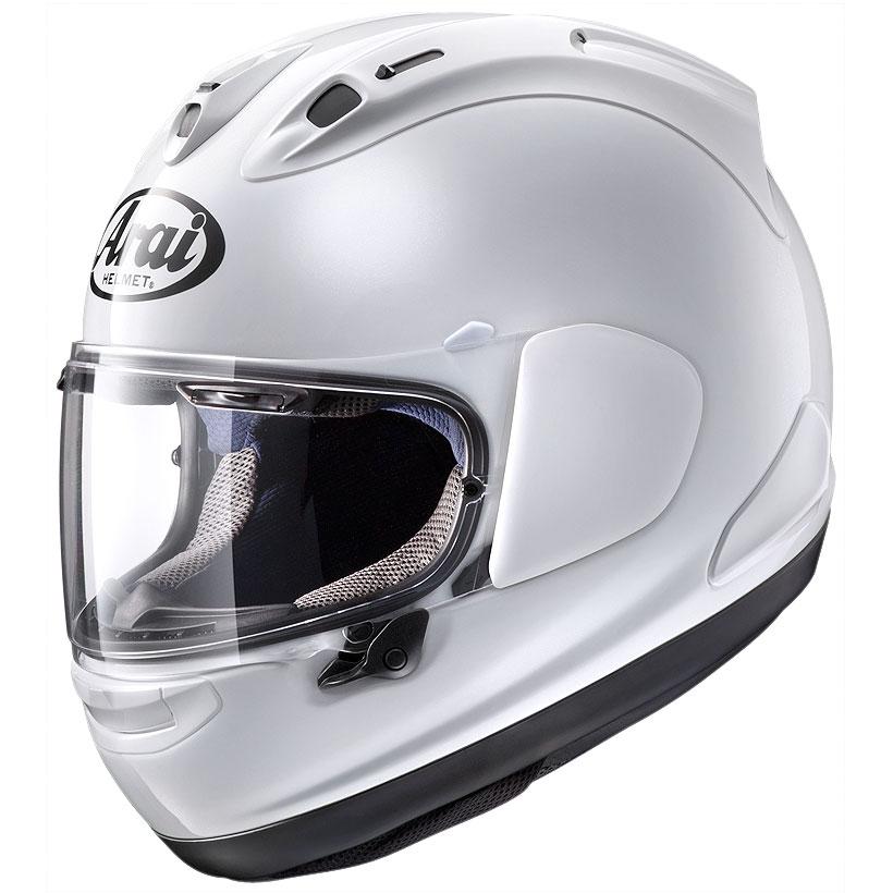 ARAI アライ フルフェイスヘルメット RX-7X RX7X (アールエックス セブンエックス) グラスホワイト Mサイズ 57-58cm