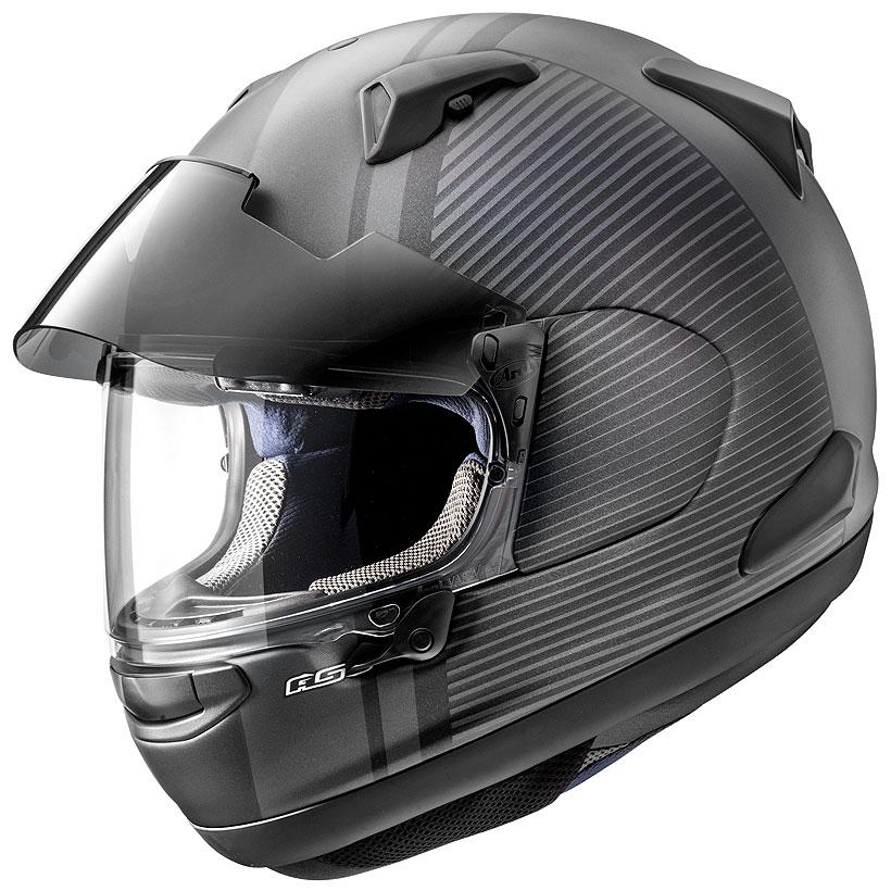 【動画あり】 ARAI フルフェイスヘルメット ASTRAL-X TWIST (ツイスト) ブラック XSサイズ 54cm