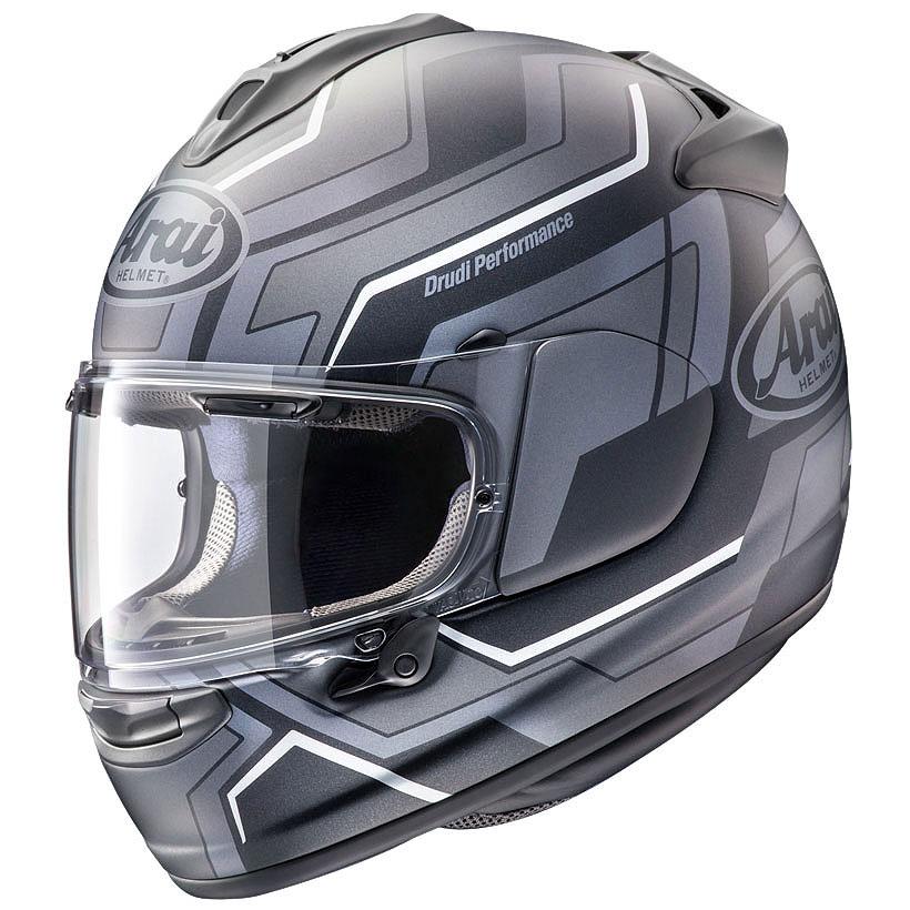ARAI アライ フルフェイスヘルメット VECTOR-X (ベクター X) PLACE (プレイス) ブラック XLサイズ 61-62cm