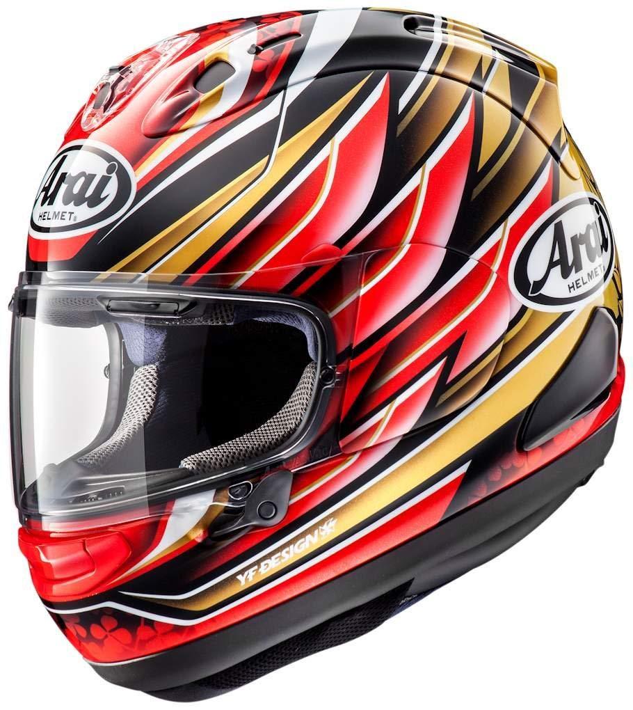 ARAI アライ フルフェイスヘルメット RX-7X RX7X (アールエックス セブンエックス) NAKAGAMI GP (ナカガミ GP) XLサイズ 61-62cm