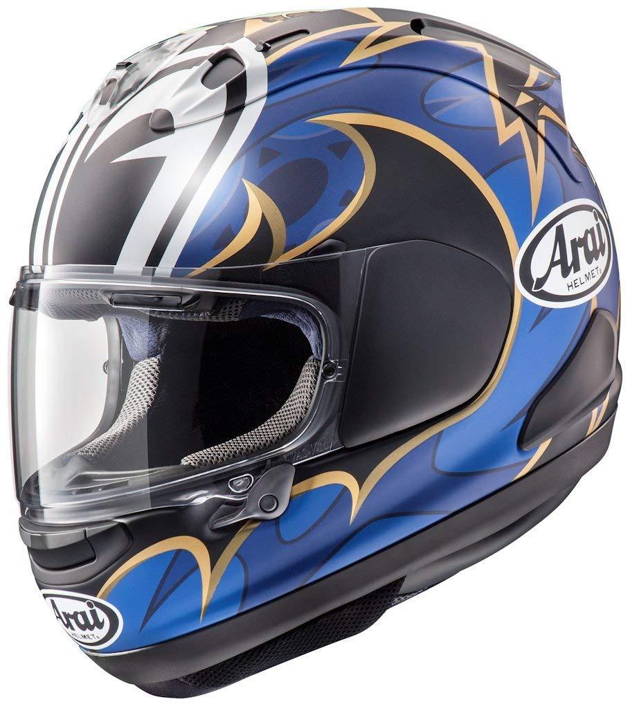 ARAI アライ フルフェイスヘルメット RX-7X RX7X (アールエックス セブンエックス) NAKASUGA 21 (ナカスガ 21) Mサイズ 57-58cm