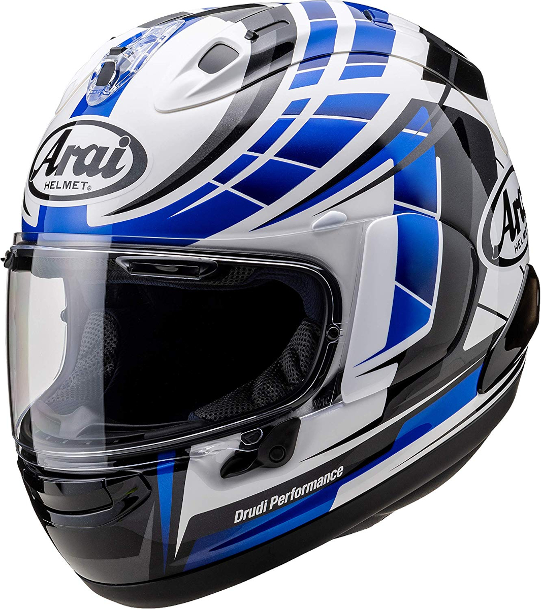 ARAI アライ フルフェイスヘルメット RX-7X RX7X (アールエックス セブンエックス) PLANET (プラネット) ブルー XLサイズ 61-62cm