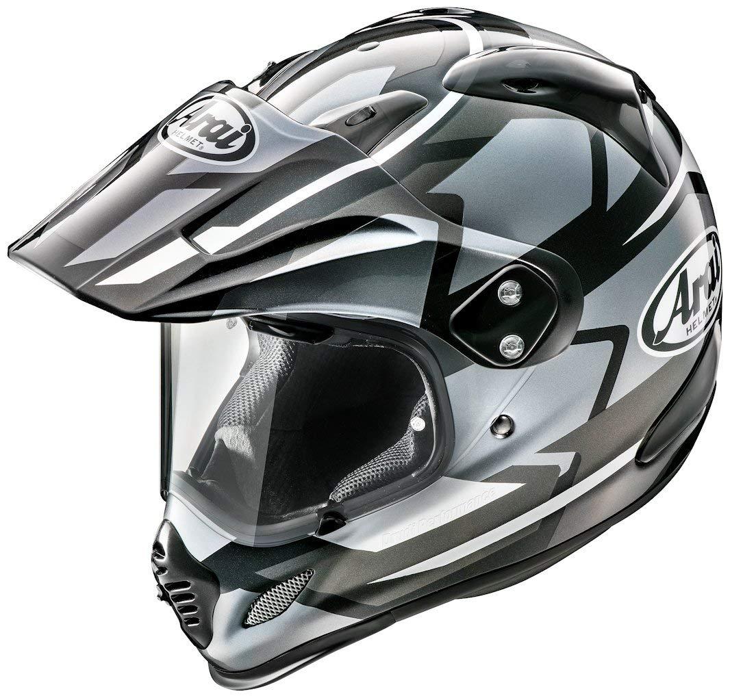 ARAI アライ オフロードヘルメット TOUR-CROSS 3 (ツアー クロス 3) DEPARTURE (デパーチャー) グレー Lサイズ 59-60cm