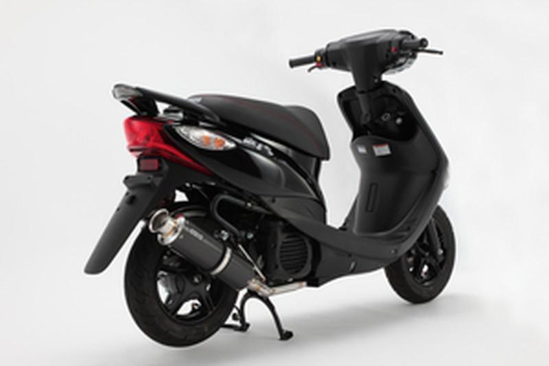 BEAMS (ビームス) バイク用 マフラー JOG XR ~2014 JBH - SA39J フルエキ フルエキゾースト SS 300 カーボン B231-08-000