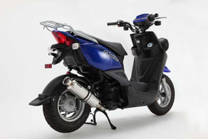 BEAMS (ビームス) バイク用 マフラー BW'S50 ~2014 JBH - SA44J フルエキ フルエキゾースト SS 300 ソニック B233-07-000