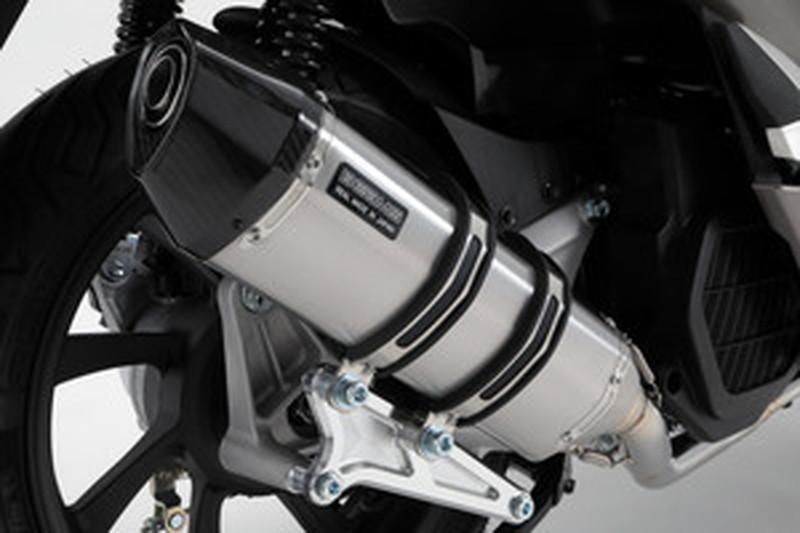 BEAMS (ビームス) バイク用 マフラー PCX125 2018~ フルエキ フルエキゾースト CORSA-EVOステンレスサイレンサー 政府認証 22年騒音規制対応 G179-64-000