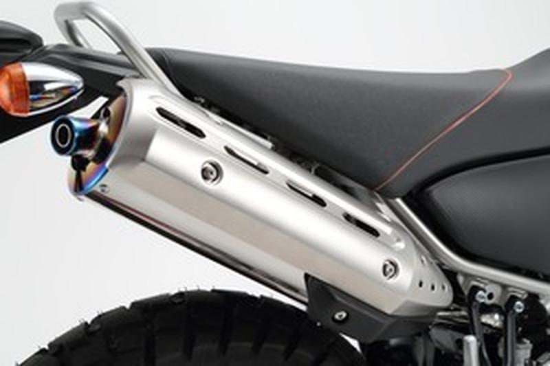 BEAMS (ビームス) バイク用 マフラー TRICKER FI JBK - DG16J フルエキ フルエキゾースト パワートレックマフラー 政府認証 22年騒音規制対応 G223-22-004