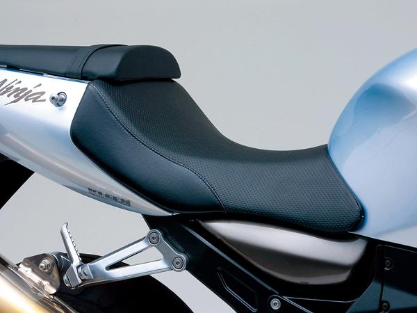 DAYTONA (デイトナ) バイク用 カスタムシート COZYシート ZX12R用('02~'07)用 ディンプルメッシュ/ブラック 47461