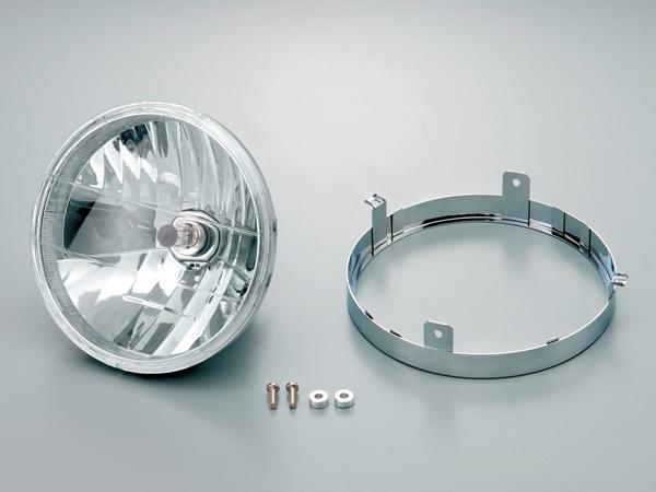 DAYTONA (デイトナ) バイク用 ヘッドライト マルチリフレクターライトユニット 62244