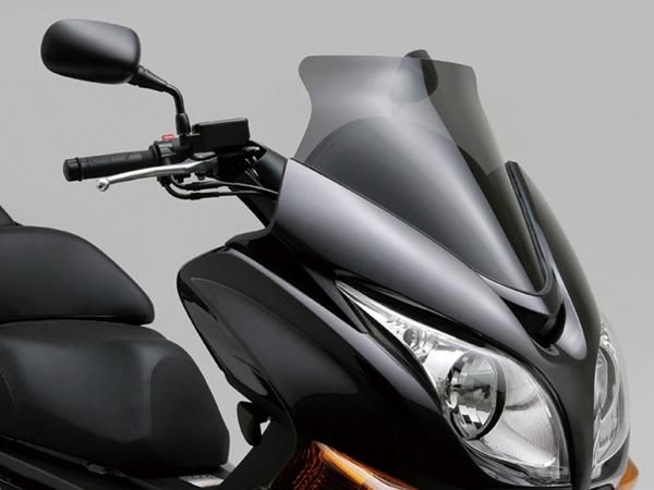 DAYTONA (デイトナ) バイク用 カウルスクリーン エアロショートスクリーン シルバーウイングGT400/600用 スモーク 70824