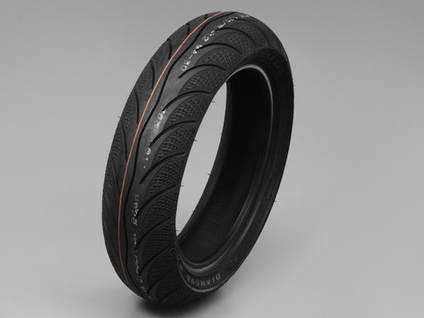DAYTONA (デイトナ) バイク用 タイヤ MAXXIS (マキシス) MA-3D ミニバイク ハイグリップ 【3.50‐10】 75126