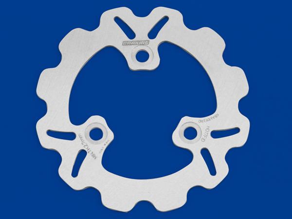 DAYTONA (デイトナ) バイク用 ブレーキング ディスクローター BRAKING ディスクローター HO17FID 76422