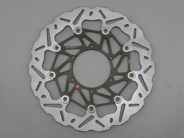 Daytona(デイトナ) BRAKING ブレーキング ディスクローター WK047L 76544