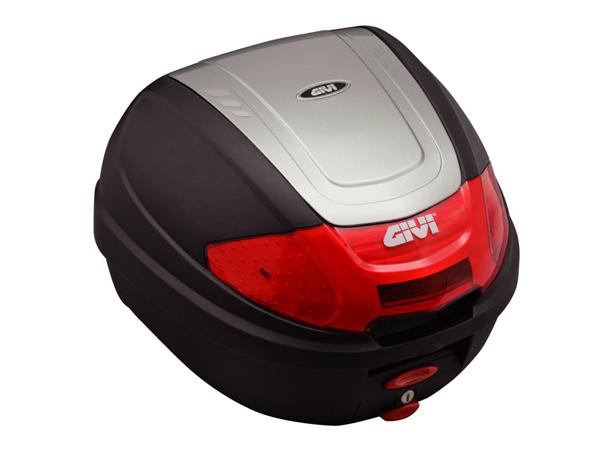 Daytona(デイトナ) GIVI 【E300N2G730】E300N2 (30L)シルバー塗装 76881
