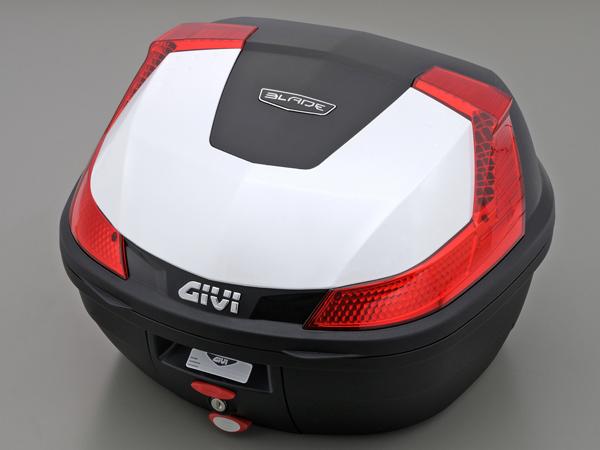 DAYTONA (デイトナ) バイク用 GIVI BOX (ジビ ボックス) GIVI 【B37B912】B37 BLADE (37L) パールホワイト塗装 78036