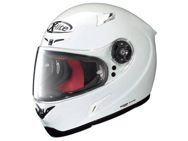 Daytona(デイトナ) X-LITE X802R ソリッド ホワイト/11 78456