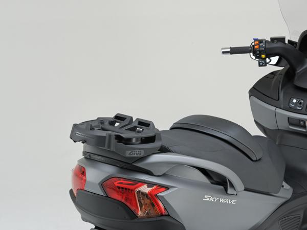 DAYTONA (デイトナ) バイク用 GIVI BOX (ジビ ボックス) GIVI SR3104MM スペシャルキャリア 94038