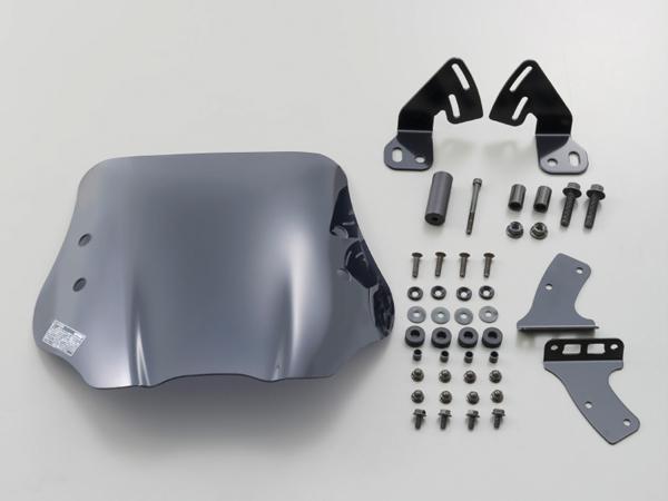DAYTONA (デイトナ) バイク用 カウルスクリーン ウインドシールドSS 車種別キット アドレスV125用 79795