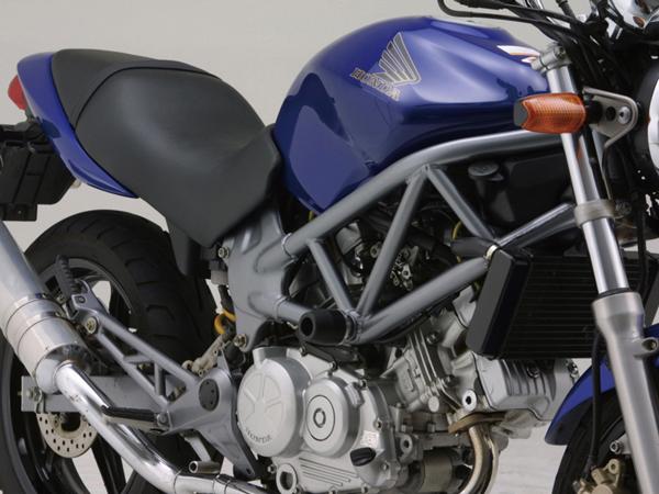 DAYTONA (デイトナ) バイク用 エンジンプロテクター エンジンプロテクター車種別キット VTR250('98~'13) 79922