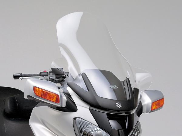 Daytona(デイトナ) GIVIエアロダイナミックススクリーン スカイウェイブ650用 D257ST スクーターシリーズ 90132