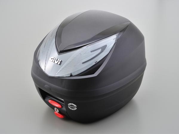 DAYTONA (デイトナ) バイク用 GIVI BOX (ジビ ボックス) GIVI E250N2 WILDCAT スモーク 90596