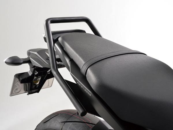 DAYTONA (デイトナ) バイク用 グラブバー グラブバー MT-09用 ブラック 91617
