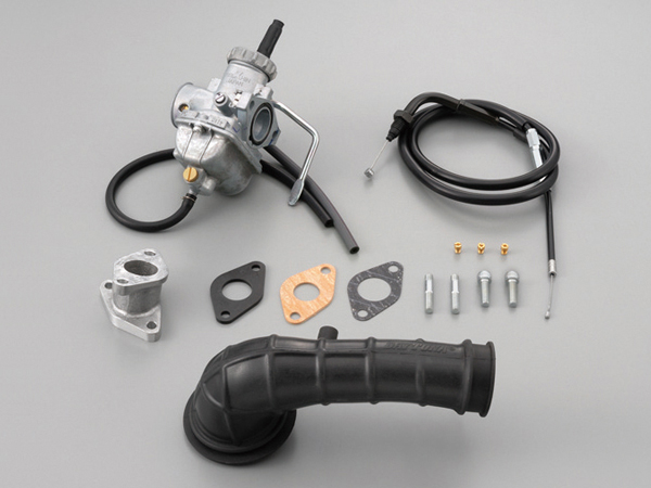 DAYTONA (デイトナ) バイク用 ビッグキャブキット ノーマルエアクリーナー対応 PC20ビッグキャブキット APE50/XR50モタード用 92230